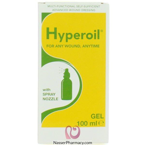 Hyperoil Gel Spray 100ml