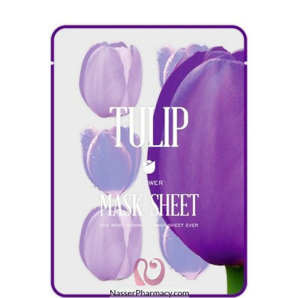 Kocostar Tulip Flower Mask Sheet 20ml