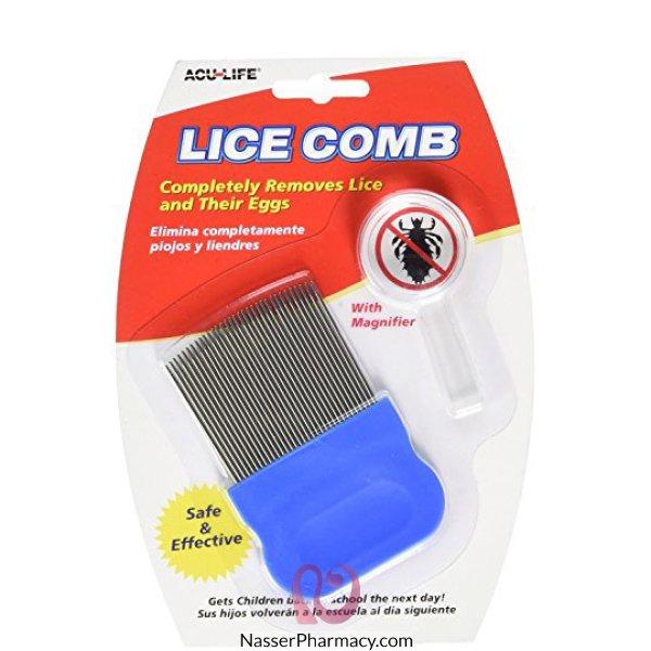 Lice Comb Medicomb Bls 12/144