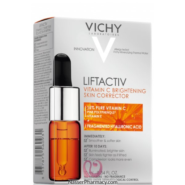 Vichy Liftactiv Vitamin C Brightening Skin Corrector 10ml