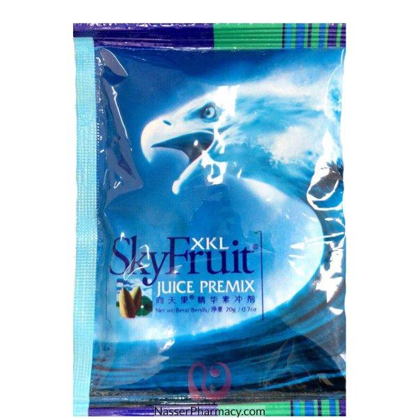Xkl Sky Fruit Juice Premix 20g 1 S