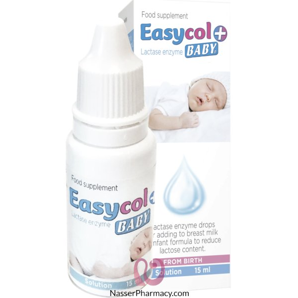 Easycol Baby Drops 15ml