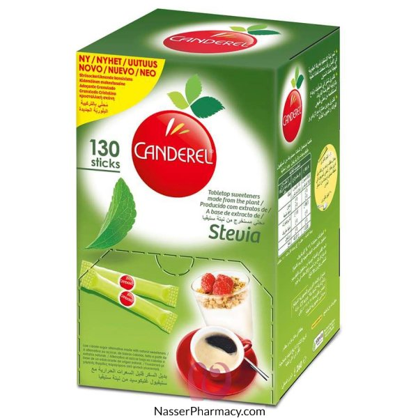 Canderel Green Sticks 130&#39s