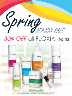 30% floxia