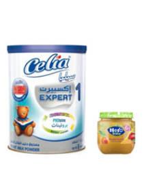 الرضاعة وطعام الاطفال
