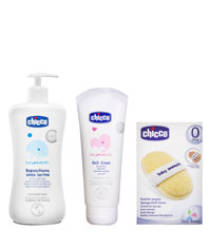 Baby Bath, Skin & Hair