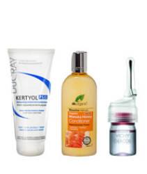 العناية بنظافة وصحة الشعر