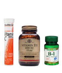 Vitamins & Minerals-