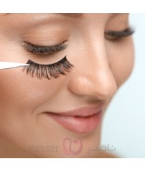 Artificial Lashes.