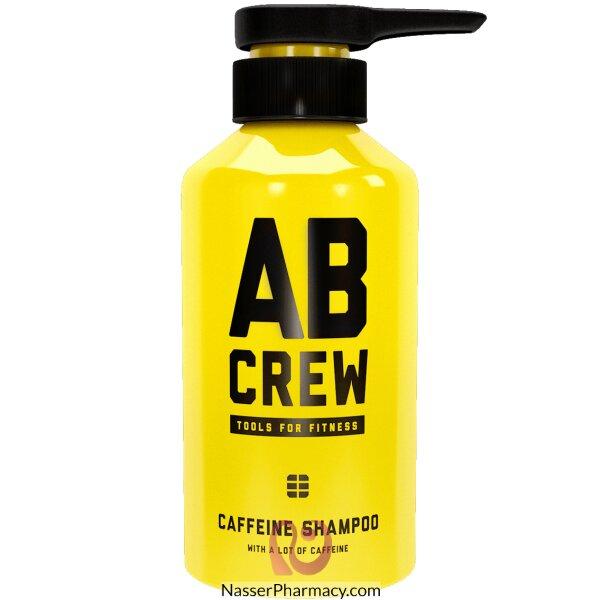 ايه بي كرو Ab Crew شامبو الكافيين 480 ملل