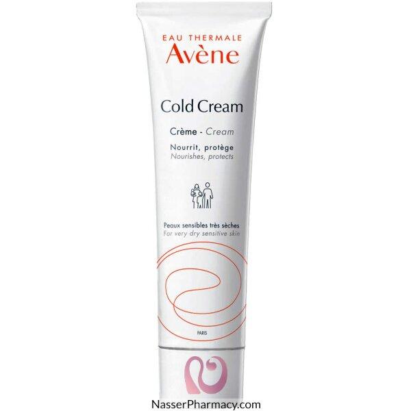 Avene Cold Cream 100 Ml