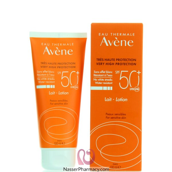 Avene Spf 50+ Sunblock  Lotion 100 Ml