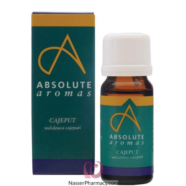 Absolute Aromas Cajeput Oil 10ml
