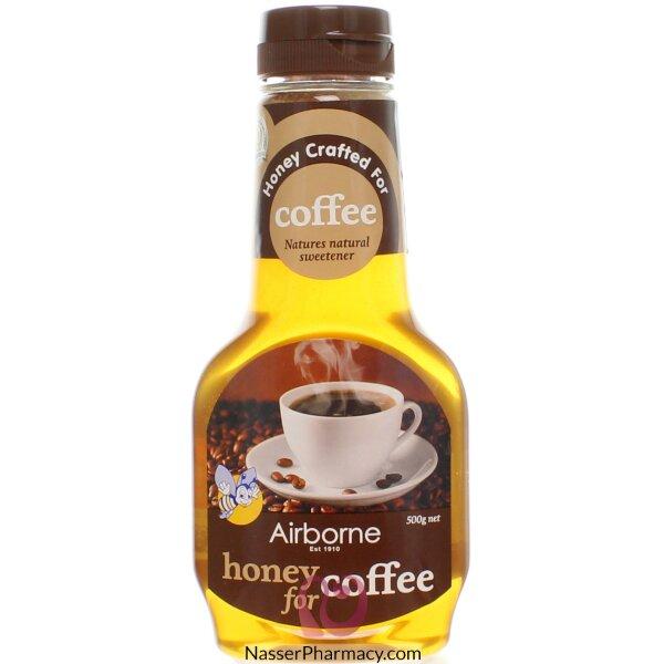 عسل للقهوة من Airborne بوزن 500غ