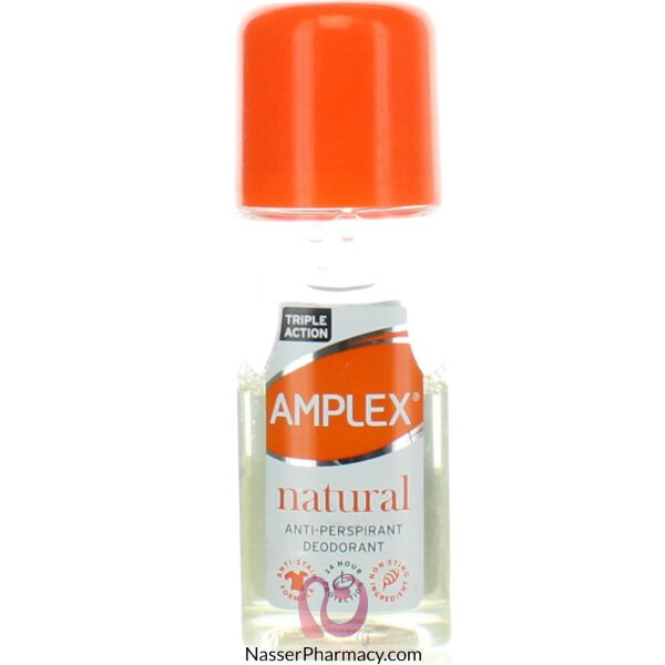 Amplex Roll-on Natural-60ml-42999