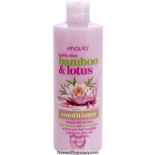 Anovia Conditioner Bamboo & Lotus 500ml