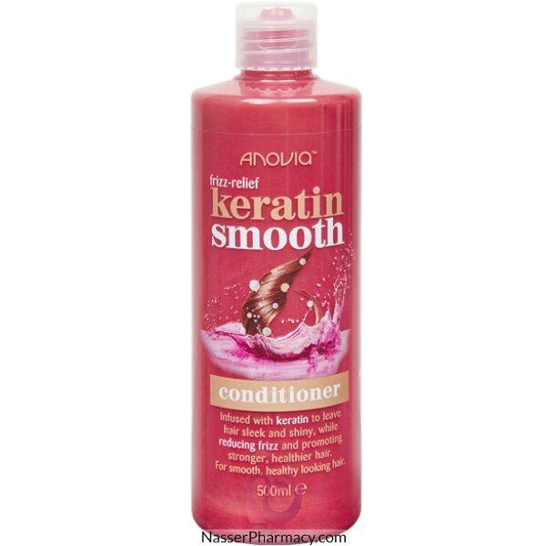 Anovia Conditioner Keratin Smooth 500ml