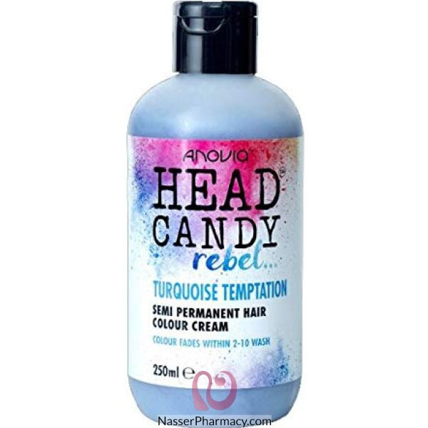Anovia Head Candy Hair Color Turquoise 250ml