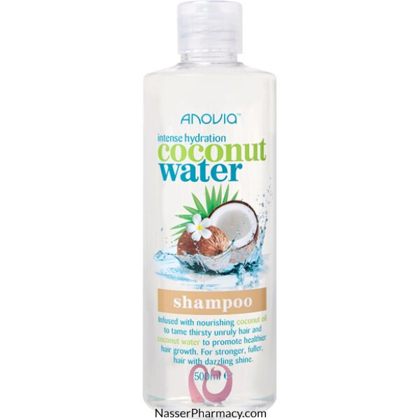Anovia Shampoo Coconut Water 500ml