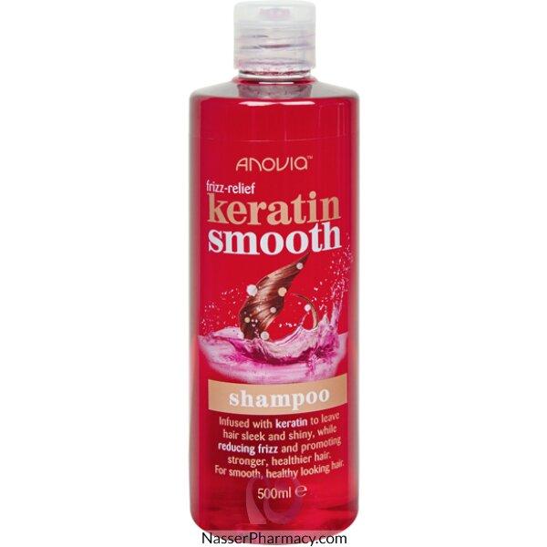 Anovia Shampoo Keratin Smooth 500ml