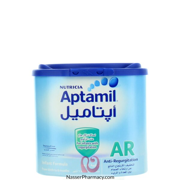 Aptamil Anti-regurgitation (ar) Milk 400g