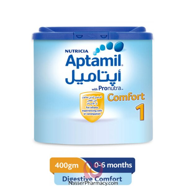 Aptamil Comfort For Infants From  (0-6) Months  400g