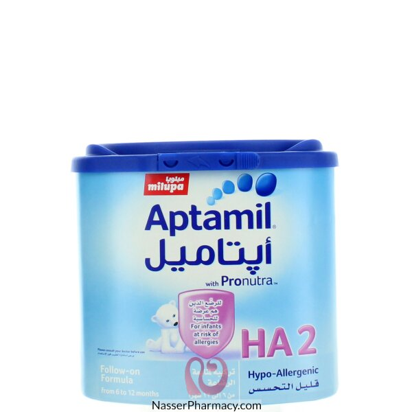 Aptamil  Hypo-allergenic 2 ( Ha 2) Infant Milk ( 6- 12 Months ) 400 Gram