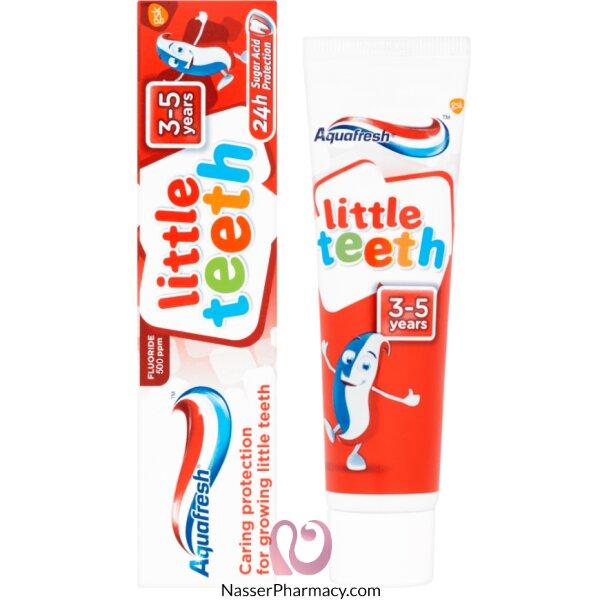 Aquafresh Little Teeth 50ml