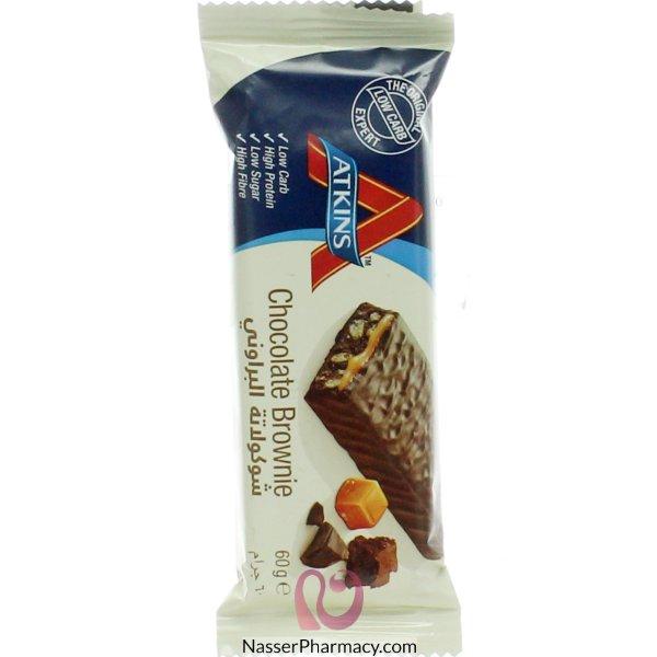 Atkins Chocolate Brownie 60 Gm