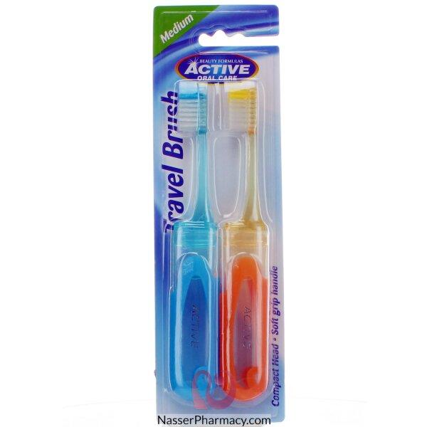 بيوتي فورميولا  Beauty Formulas فرشاة الأسنان  - 2 فرشاة