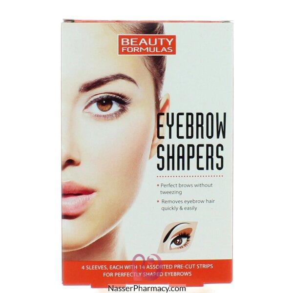 Beauty Formulas Eyebrow Shapers