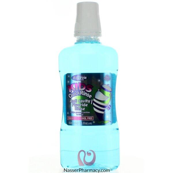 Beauty Formulas Kids Quick Rinse 500ml
