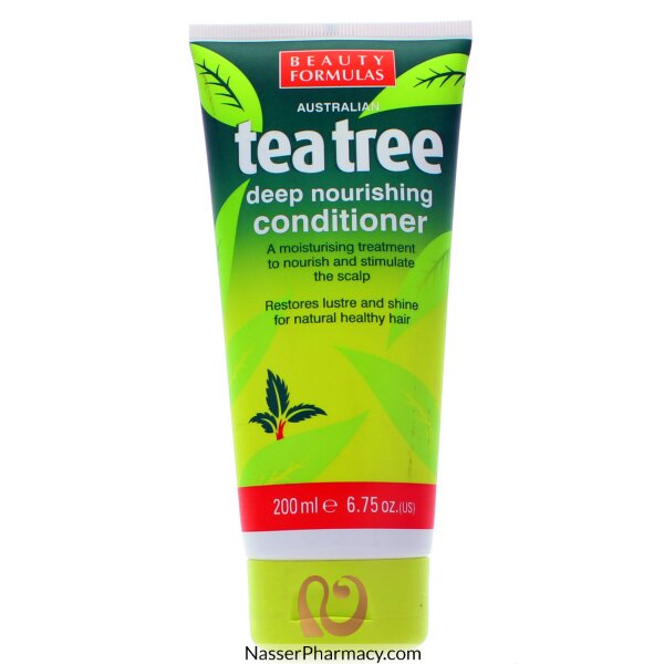 Beauty Formulas Tea Tree Deep Nourishing Conditioner 200ml