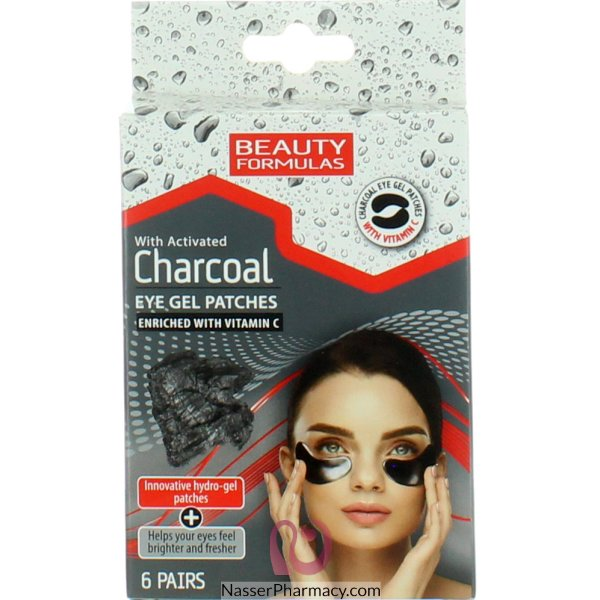 Bf Charcoal Eye Gel Patches