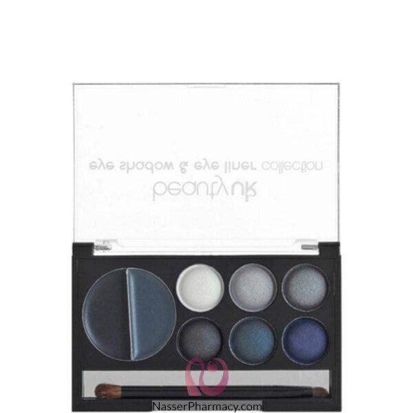 Beauty Uk Eyeshadow & Eyeliner Palette - S/screen-be2108/3