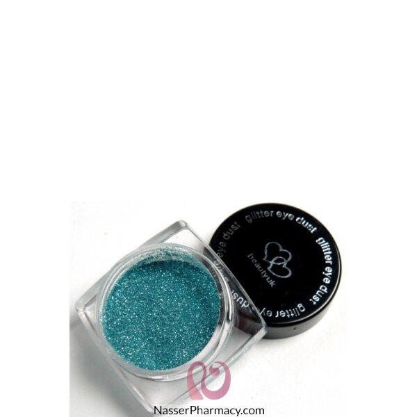 Beauty Uk Glitter Dust Eyeshadow - Blue