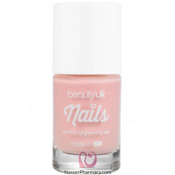 Beauty Uk Nail Polish No.05-pink Lemonade