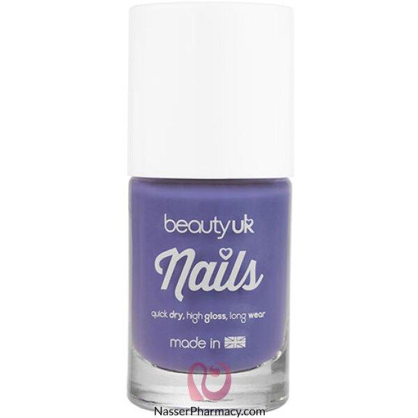 Beauty Uk Nail Polish No.09-ultra Violet