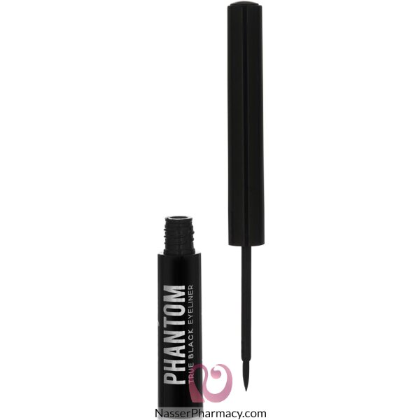 Beauty Uk Phantom Black Liquid Eyeliner