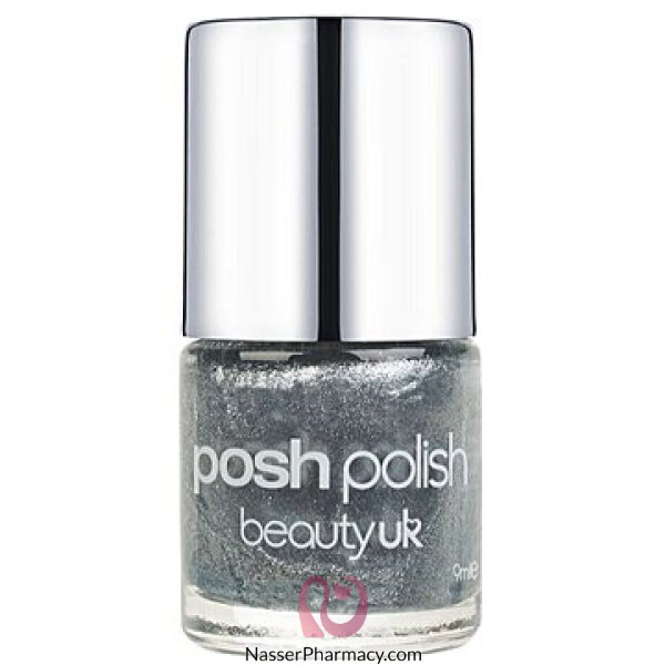 Beauty Uk Posh Nail Polish -moonstone-g/stone Coll