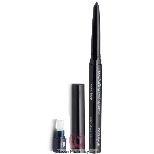 Beauty Uk Twist Pencil Navy Blue