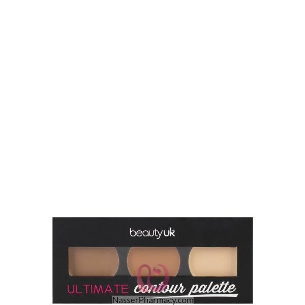 Beauty Uk Ultimate Contour Palette-be2168/1