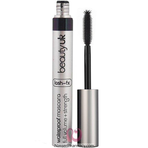 Beauty Uk Waterproof Lash Fx Mascara - Black