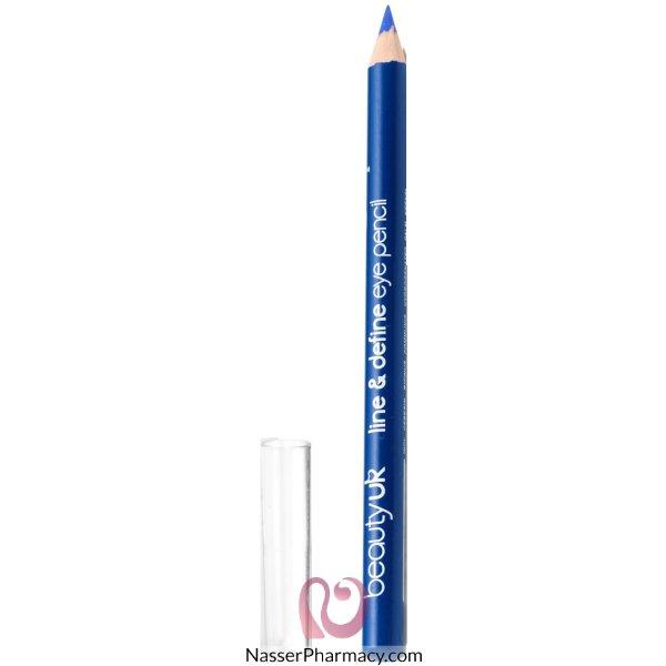 B/uk Eye Pencil - Blue-be2049/9
