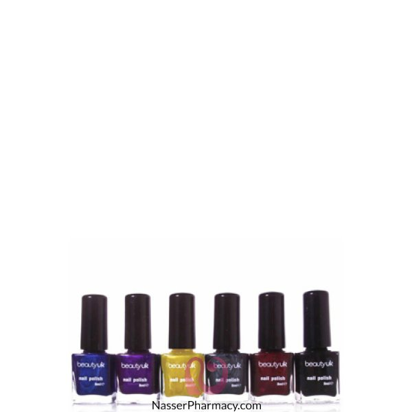 B/uk Nail Gift Set -no.2 Midnight Minx-be2112/2