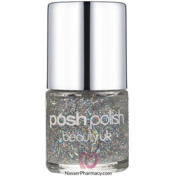 B/uk Posh Polish Tw-tw(silver Gl)-be2128/7