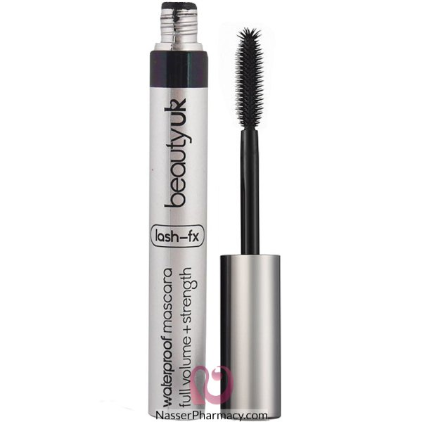 B/uk W/proof Lash Fx Mascara - Black-be2046/1