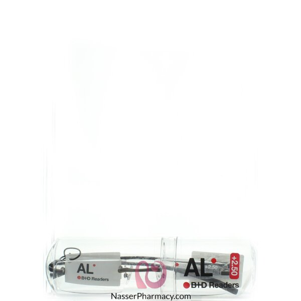B+d Al Reader Mat Gun / Black-2,50
