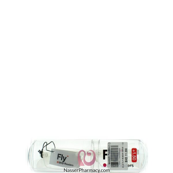 B+d Fly Reader Vapor-1,50