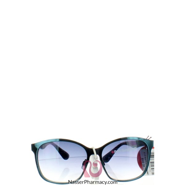 B+d Sunglasses Shinny Blue/mat Bk 4660-57